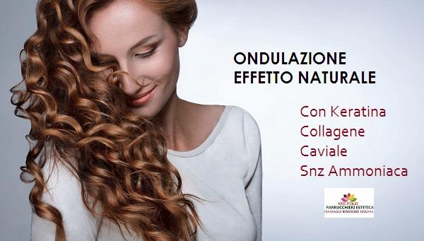 Capelli : Ondulazione senza ammoniaca, con Cheratina ...